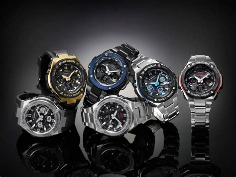 Casio G Shock Gst S110bd 1a2dr Tough Solar Stainless Steel Band 200m все цвета g steel gst s110 и gst s100 g shock 2015