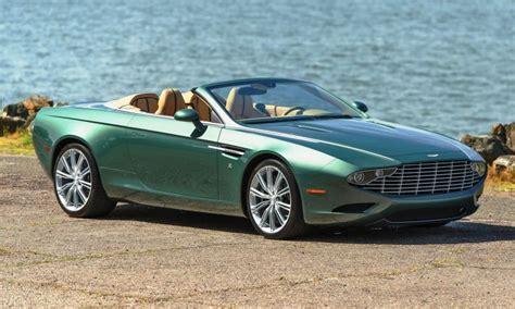 Aston Martin Spider by 2013 Aston Martin Zagato Db9 Centennial Spyder