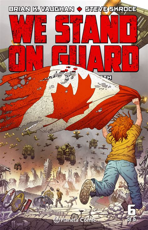 libro we stand on guard we stand on guard n 186 06 06 planeta de libros
