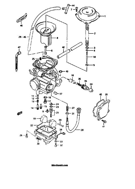 99 suzuki quadrunner wiring diagram free wiring