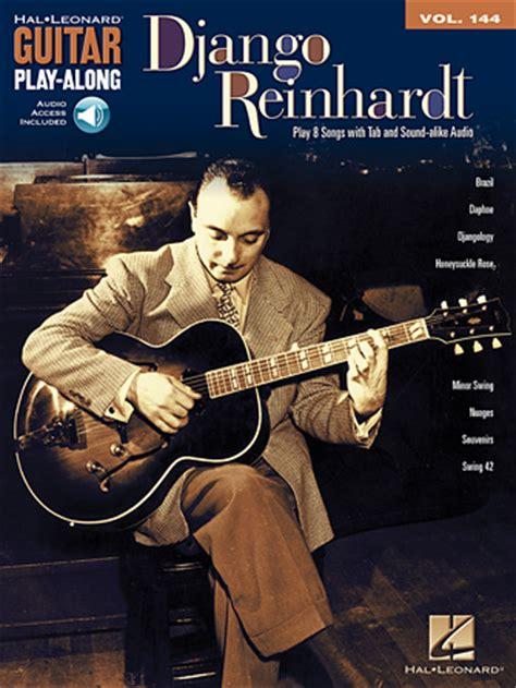 django reinhardt swing guitars brazil sheet music direct