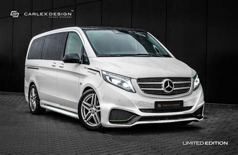 carlex design builds  sporty mercedes  class