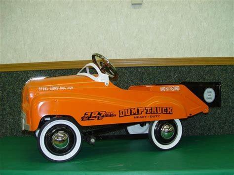 Car Dumper Indexer by Pedal Dump Truck By Burns Novelty Co