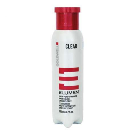 elumen hair color elumen hair color vv goldwell elumen color clear