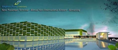 layout bandara ahmad yani semarang proyek bandara internasional ahmad yani semarang