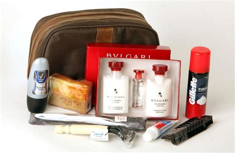 Travel Kit Bvlgari Edition From Emirates Airlines flying high a peek into the perks of class and business class asiaone travel news