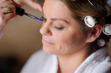 Wedding Hair And Makeup East Lothian by Kimberley S Wedding At Archerfield House East