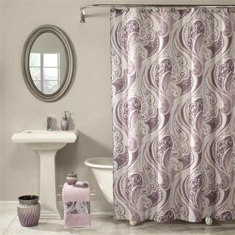 vorhang muster badezimmer vorhang sch 246 ne muster und farben im bad
