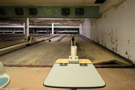 bowling alley with pool abandoned bowling alley freaktography