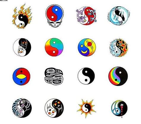 yin yang tattoo flash pinterest the world s catalog of ideas