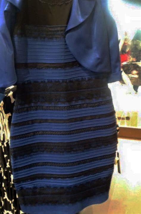 the dress what color is the dress why do some people see blue and
