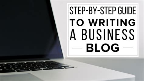 step by step guide to writing a research paper the step by step guide to writing a business
