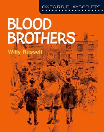 oxford playscripts blood brothers 0198332998 oxford playscripts blood brothers oxford university press