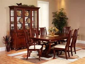 Cherry Dining Room Furniture Hton Dining Room Amish Furniture Designed