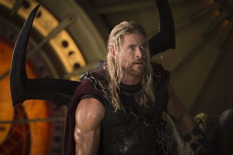 thor film photos japanese thor ragnarok trailer reveals an mcu cameo