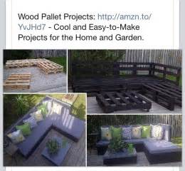 White Pallet Patio Furniture Pallet Patio Furniture Be My Guest Pinterest The