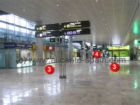 alicante airport car rental