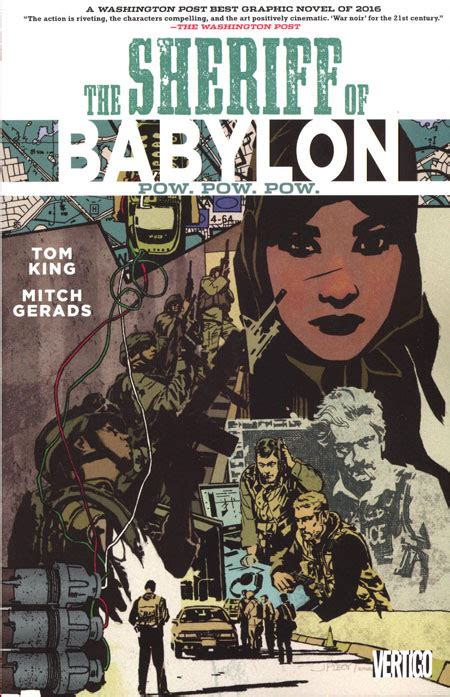 sheriff of babylon tp vol 02 pow pow pow mr discount