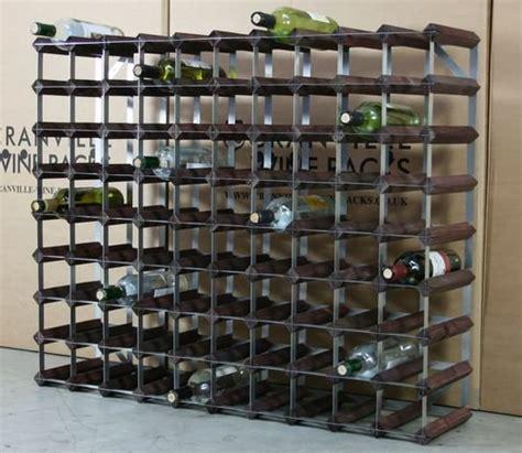 weinständer aus holz weinregal holz 90 flaschen bestseller shop f 252 r m 246 bel und