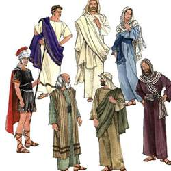 Mccalls Halloween Costume Patterns Simplicity 8108 Passion Play Biblical Costumes