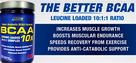 D8307 Mhp Bcaa 10x 30 Servings Bcaa Powder 10 Kode Rr8307 mhp reveal and release their two new leucine loaded bcaa 10xs