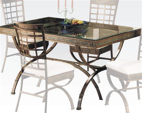 acme dining table dining table by acme furniture ac08630
