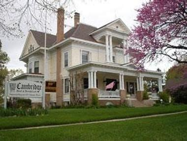 cambridge bed and breakfast 35 best nebraska images on pinterest