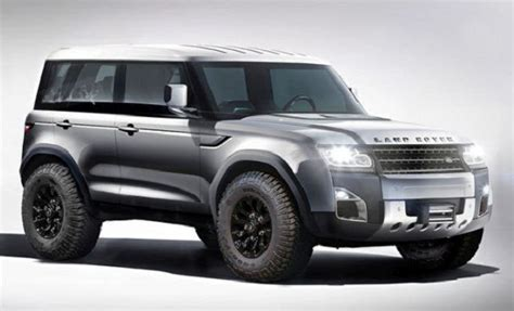 New Land Rover Defender 2018 News by 2018 Land Rover Defender News Design Arrival Price