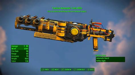 Tesla Rifle Fallout 4 Tesla Rifle Replica Has Been Brought To