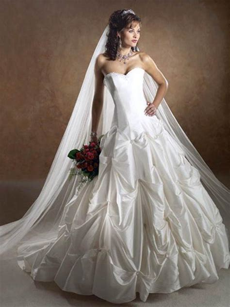 Wedding Gown Styles by Wedding Hairstyles Wedding Dresses Guide