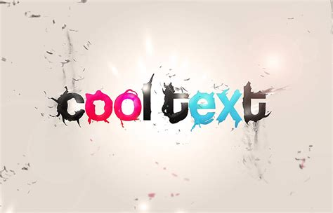 photoshop layout script create a cool liquid text effect with feather brush