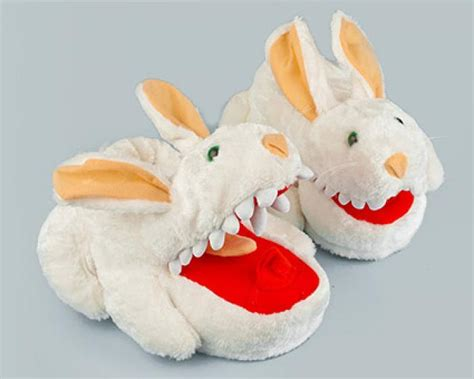 bunny slippers monty python killer rabbit slippers monty python rabbit