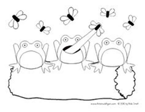 5 speckled frogs coloring page 1000 images about 5 speckled frogs sitting on a log on