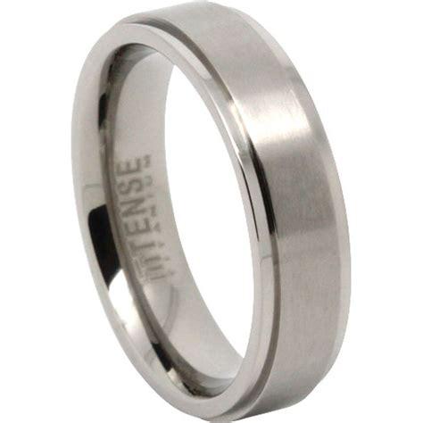 Skull Ring Titanium Sr 067 unique raised centreline s titanium wedding ring