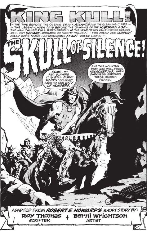 the savage sword of kull volume 1 profile