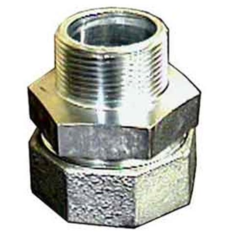 Dresser Coupling Galvanized Pipe by Pipe Fittings Galvanized Malleable 3 4 Quot Dresser Style