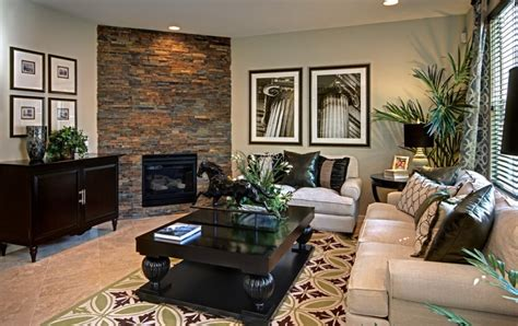 living rooms with corner fireplaces 19 stone fireplace designs ideas design trends