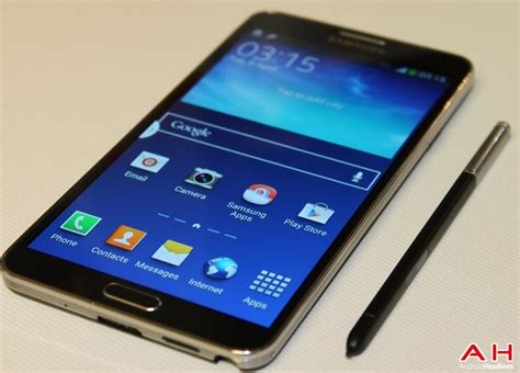 Note Samsung samsung galaxy note 3 androidheadlines