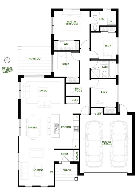 home plans australia floor plan emerald new home design energy efficient house plans