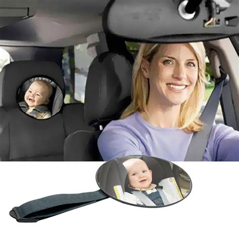 back seat mirror for baby nz car safety easy view back seat mirror baby facing rear