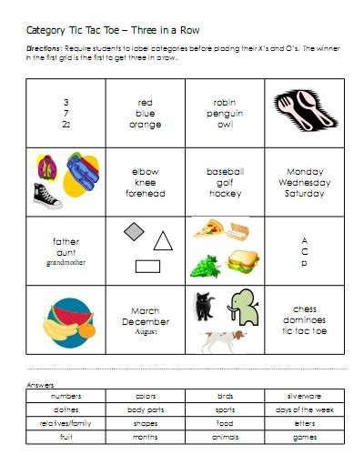 Aphasia Worksheets by Aphasia Worksheets Worksheets Releaseboard Free