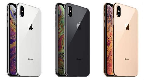 apple iphone xs vs xs max which 2018 iphone flagship is right for you expert reviews