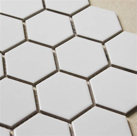 white porcelain tiles kitchen backsplash ceramic mosaic tile pcmt049 hexagon mosaic tiles