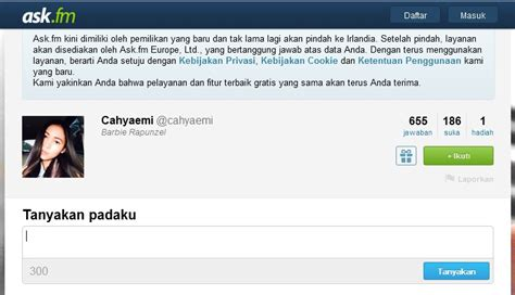 ask fm quotes indonesia penjelasan apa itu ask fm kusnendar