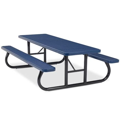 Metal Picnic Table Frame by 17 Best Images About Plastisol Coated Metal Picnic Tables