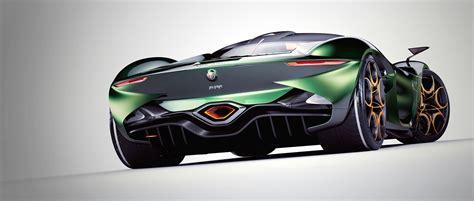 alfa romeo furia concept car revealed drivers magazine