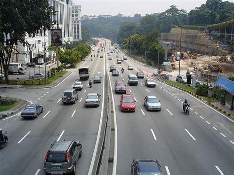 image gallery jalan raya