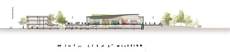 Architecture Videos Gallery Of Marly Le Roi Market Ameller Dubois Amp Associ 233 S