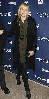 2008 Sundance Fashionistas by Fashion Hit Or Miss Charlize Theron