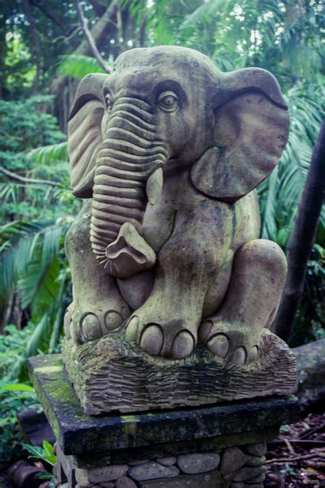 elephant statue jungle elephant statue by willcook on deviantart